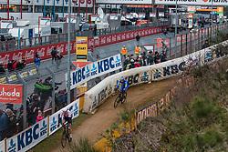 ŠTYBAR Zdenek (CZE) during Men Elite race, 2019 UCI Cyclo-cross World Cup Heusden-Zolder, Belgium, 26 December 2019. <br /> <br /> Photo by Pim Nijland / PelotonPhotos.com <br /> <br /> All photos usage must carry mandatory copyright credit (Peloton Photos   Pim Nijland)