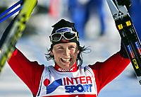◊Copyright:<br />GEPA pictures<br />◊Photographer:<br />Mario Kneisl<br />◊Name:<br />Bjoergen<br />◊Rubric:<br />Sport<br />◊Type:<br />Ski nordisch, Langlauf<br />◊Event:<br />FIS Nordische Ski WM 2005, Langlauf 30 km, Damen<br />◊Site:<br />Oberstdorf, Deutschland<br />◊Date:<br />26/02/05<br />◊Description:<br />Marit Bjoergen (NOR)<br />◊Archive:<br />DCSKN-2602054302<br />◊RegDate:<br />26.02.2005<br />◊Note:<br />10 MB - WU/WU - Nutzungshinweis: Es gelten unsere Allgemeinen Geschaeftsbedingungen (AGB) bzw. Sondervereinbarungen in schriftlicher Form. Die AGB finden Sie auf www.GEPA-pictures.com.<br />Use of picture only according to written agreements or to our business terms as shown on our website www.GEPA-pictures.com.