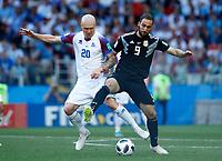 Moscow 16-06-2018 Football FIFA World Cup Russia  2018 <br /> Argentina - Iceland / Argentina - Islanda<br /> Foto Matteo Ciambelli/Insidefoto