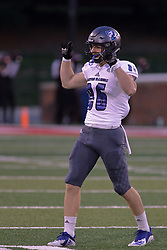 NORMAL, IL - September 08: James Sheehan during 107th Mid-America Classic college football game between the ISU (Illinois State University) Redbirds and the Eastern Illinois Panthers on September 08 2018 at Hancock Stadium in Normal, IL. (Photo by Alan Look)