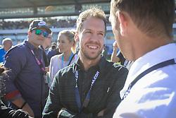 October 14, 2017 - Germany - Motorsports: DTM race Hockenheimring, Saison 2017 - 9. Event Hockenheimring, GER, Sebastian Vettel (Credit Image: © Hoch Zwei via ZUMA Wire)