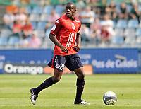 Fotball<br /> Frankrike<br /> Foto: DPPI/Digitalsport<br /> NORWAY ONLY<br /> <br /> FOOTBALL - FRENCH CHAMPIONSHIP 2009/2010 - L1 - LILLE OSC v FC LORIENT - 9/08/2009<br /> <br /> RIO MAVUBA (LILLE)