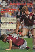 All Ireland Senior Hurling Championship Final, .06.09.1987, 09.06.1987, 6th September 1987, .Kilkenny v Galway, .Galway 1-12, Kilkenny 0-9,.06091987AISHCF, .Senior Kilkenny v Galway,.Minor Tipperary v Offaly,  ..Joe Cooney, Paddy Prendergast, Sylvie Linnane, Peter Finnerty,