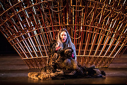 A new production of Verdi's dark operatic thriller, given by the Edinburgh International Festival's 2017 resident company Teatro Regio of Turin, conducted by Gianandrea Noseda and directed by Emma Dante. The production runs from 18-20 August at the Festival Theatre in Edinburgh.<br /> Pictured: Anna Pirozzi (Lady Macbeth)