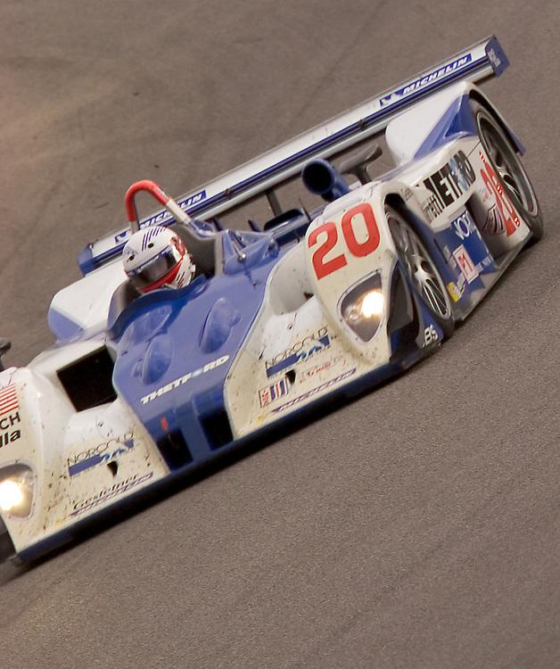Lola at Laguna Seca, ALMS race Oct 15, 2005