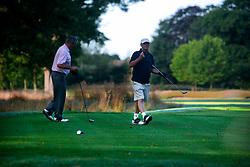 UK ENGLAND NORFOLK WROXHAM 8AUG06 - Water fountain on golf course in Wroxham in the Norfolk Broads...jre/Photo by Jiri Rezac..© Jiri Rezac 2006..Contact: +44 (0) 7050 110 417.Mobile:  +44 (0) 7801 337 683.Office:  +44 (0) 20 8968 9635..Email:   jiri@jirirezac.com.Web:    www.jirirezac.com..© All images Jiri Rezac 2006 - All rights reserved.