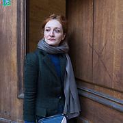 Piccolo Teatro Grassi, Milano, Italia, 7 Aprile 2021. Valentina Picello, 40 anni, attrice.