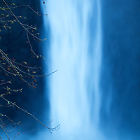 Even on low flow days, the Snoqualmie falls are a sight to behold