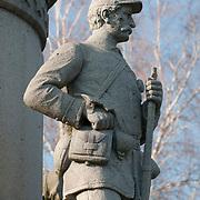 Wakefield, MA Civil War Memorial