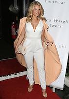Danielle Armstrong, Jessica Wright Footwear SS16 - Press Launch, Vanilla, London UK, 01 June 2016, Photo by Brett D. Cove