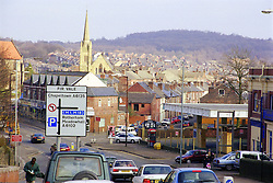 Busy junction in the Fir Vale area of Sheffield,