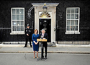 14/05/2010..Gordon Brown resigns as the UK Prime Minister.