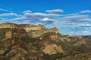 Superstition Mountain Landscape images from AZ