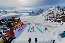 09.02.2017, St. Moritz, SUI, FIS Weltmeisterschaften Ski Alpin, St. Moritz 2017, Abfahrt, Herren, Training, im Bild Matthias Mayer (AUT) aam Free fall Start // Matthias Mayer of Austria at the free fall in action during the practice run of men's Downhill of the FIS Ski World Championships 2017. St. Moritz, Switzerland on 2017/02/09. EXPA Pictures © 2017, PhotoCredit: EXPA/ Alessandro Della Bella/ POOL