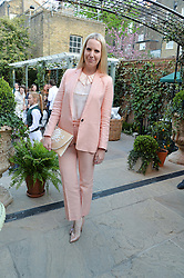 PICTURE SHOWS:-ALICE NAYLOR-LEYLAND.<br /> Tuesday 14th April 2015 saw a host of London influencers and VIP faces gather together to celebrate the launch of The Ivy Chelsea Garden. Live entertainment was provided by jazz-trio The Blind Tigers, whilst guests enjoyed Moët & Chandon Champagne, alongside a series of delicious canapés created by the restaurant's Executive Chef, Sean Burbidge.<br /> The evening showcased The Ivy Chelsea Garden to two hundred VIPs and Chelsea<br /> residents, inviting guests to preview the restaurant and gardens which marry<br /> approachable sophistication and familiar luxury with an underlying feeling of glamour and theatre. The Ivy Chelsea Garden's interiors have been designed by Martin Brudnizki Design Studio, and cleverly combine vintage with luxury, resulting in a space that is both alluring and down-to-earth.