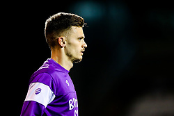 Jamie Paterson of Bristol City looks on - Rogan/JMP - 31/10/2017 - Craven Cottage - London, England - Fulham FC v Bristol City - Sky Bet Championship.