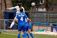 Harry Cardwell. King's Lynn Town FC 0-4 Stockport County FC. Vanarama National League. The Walks. 27.4.21