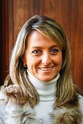 Simone Regina Diefenthaeler Leite é uma empresária, professora e política gaúcha. Nas eleições de 2014, candidatou-se ao Senado e ficou na quarta colocação. Atualmente, é a presidente da Federasul. FOTO: Itamar Aguiar/ Agência Preview