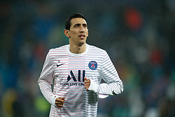 November 26, 2019, Madrid, MADRID, SPAIN: Angel Di Maria of Paris Saint-Germain during the UEFA Champions League football match, Group A, played between Real Madrid and Paris Saint-Germain at Santiago Bernabéu Stadium on November 26, 2019, in Madrid, Spain. (Credit Image: © AFP7 via ZUMA Wire)