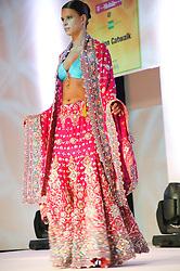 Fashion show at  the Mega Mela 2004 at the NEC Birmingham,