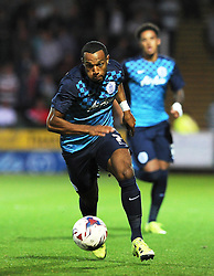 QPR's Matt Phillips - Photo mandatory by-line: Harry Trump/JMP - Mobile: 07966 386802 - 11/08/15 - SPORT - FOOTBALL - Capital One Cup - First Round - Yeovil Town v QPR - Huish Park, Yeovil, England.
