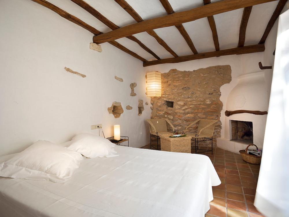 21/Junio/09 Eivissa<br /> Agroturismo Can Escandell. Habitación Ses Botes<br /> <br /> © JOAN COSTA