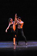GASTON DE CARDENAS\EL NUEVO HERALD -- MIAMI -- Julio Bocca Ballet Argentino presents Bocca Tango at the Gusman Center for the Performing Arts in Miami, Florida Sunday night Nov. 4th, 2007.