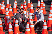 Chris and Jonathan Spano of Traffic Management Inc.