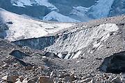 Breithorngletscher detail
