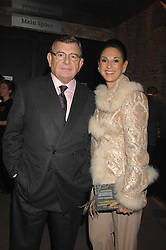GERALD & GAIL RONSON at Fast Forward - a fund-raising party for the National Theatre held at The Roundhouse, London NW1 on 1st March 2007.<br /><br />NON EXCLUSIVE - WORLD RIGHTS