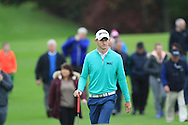 Tom Murray (ENG) on the 14th green during Round 3 of the Volopa Irish Challenge in Tullow, Co. Carlow on Saturday 10th October 2015.<br /> Picture:  Thos Caffrey / www.golffile.ie