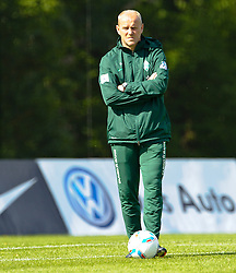 18.07.2011, Oeschberghof, Donaueschingen, Trainingslager 2011 GER, 1.FBL, Werder Bremen Trainingslager Donaueschingen 2011, im Bild Thomas Schaaf (Trainer Werder Bremen)..// during the trainings session from GER, 1.FBL, Werder Bremen Trainingslager Donaueschingen 2011 on 2011/07/18,  Oeschberghof, Donaueschingen, Germany..EXPA Pictures © 2011, PhotoCredit: EXPA/ nph/  Kokenge       ****** out of GER / CRO  / BEL ******