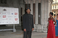 Samuel L Jackson FitFlop Shooting Stars Benefit closing ball, The Royal Courts of Justice, Strand, London, UK, 05 August 2011:  Contact: Rich@Piqtured.com +44(0)7941 079620 (Picture by Richard Goldschmidt)