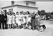 Jackie Kennedy visits Ireland to holiday in Woodstown House, Co. Waterford, and to open the John F. Kennedy Arboretum, New Ross, Co. Wexford, a park dedicated to her late husband..28.06.1967