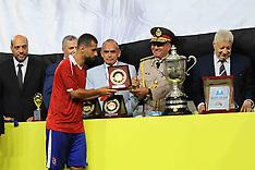 Egypt- Egypt Cup Final - Zamalek vs Al Ahly - 8 Aug 2016