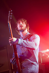 Pete Reilly of The View, plays the Clash Arena tent..Saturday at Rockness 2012..©Michael Schofield..