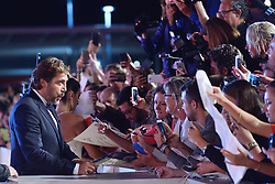 Javier Bardem attending the Loving Pablo Premiere during the 74th Venice International Film Festival (Mostra di Venezia) at the Lido, Venice, Italy on September 06, 2017. Photo by Aurore Marechal/ABACAPRESS.COM