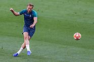 Tottenham Hotspur EUFA Champions League Final Training and press 310519