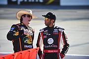 May 5-7, 2013 - Martinsville NASCAR Sprint Cup. Ty Dillon, Bubba Wallace