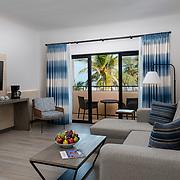 Pueblo Bonito Mazatlan. Room 356 Luxury King Ocean View. Photo by: Victor Elias Photography.