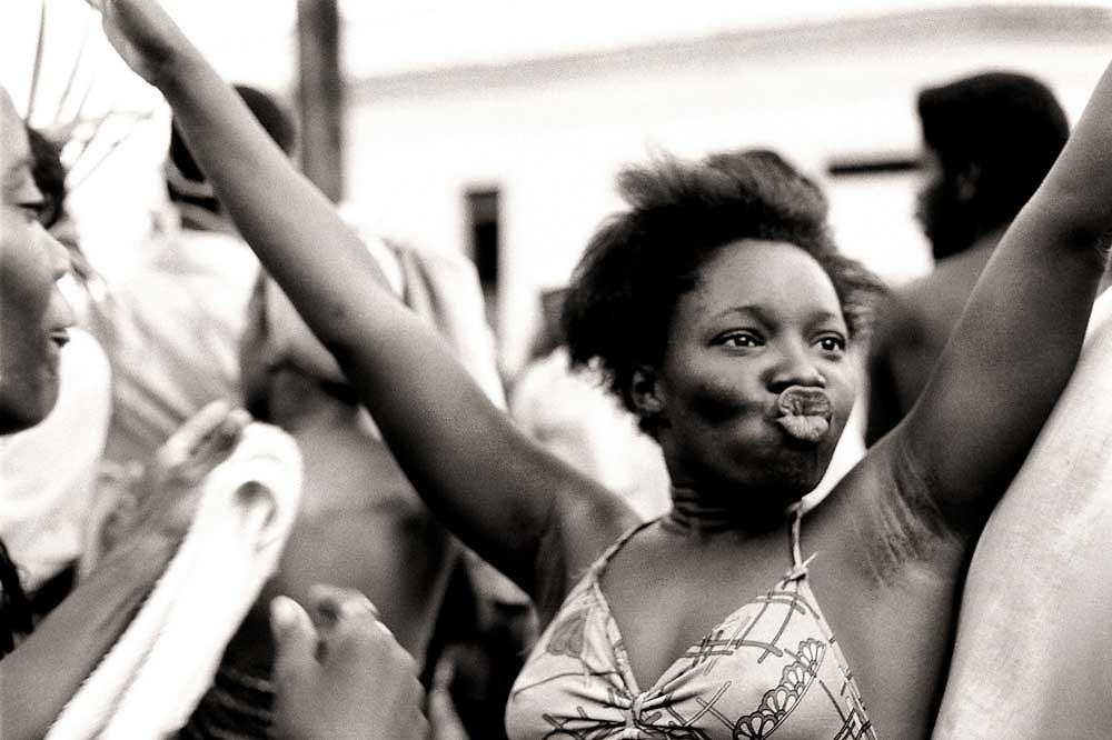 Cuba, Carnival, Santiago de Cuba, La conga, la comparsa