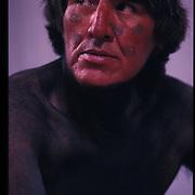 Portrait of Paul Keams near the end of his Blackening Way.