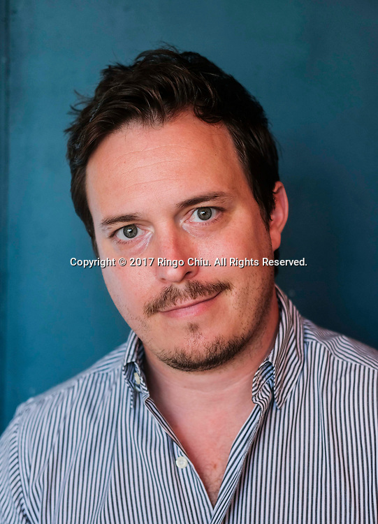 Josh Beane, founder and CEO of Idea Farmer Media Company. (Photo by Ringo Chiu)<br /> <br /> Usage Notes: This content is intended for editorial use only. For other uses, additional clearances may be required.