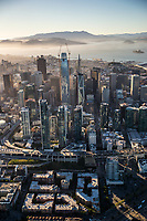 Downtown San Francisco featuring Salesforce Tower, Rincon Hill & Bayside Village