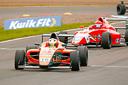 Mariano Martinez(MEX) Fortec Motorsport during the FIA Formula 4 British Championship at Knockhill Racing Circuit, Dunfermline, Scotland on 15 September 2019.