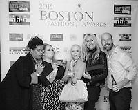 2015 Boston Fashion Awards at the Stage Nightclub Best Photographer award winner, Dawn Kingston