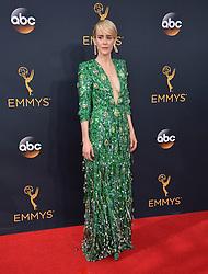 Sarah Paulson bei der Verleihung der 68. Primetime Emmy Awards in Los Angeles / 180916<br /> <br /> *** 68th Primetime Emmy Awards in Los Angeles, California on September 18th, 2016***