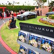 Modern Luxury - Las Patronas Jewel Ball La Jolla Beach and Tennis Club 2016