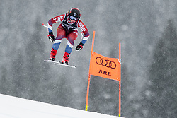 February 08, 2019 - Are, Sweden - ALEKSANDRA PROKOPYEVA of Russia in action on the downhill track during the Alpine World Championships Ladies Combination in Are, Sweden. (Credit Image: © Michael Kappeler/DPA via ZUMA Press)