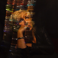 CD Cover shot for musical group, The Mad Andersons featuring Catherine Anderson.